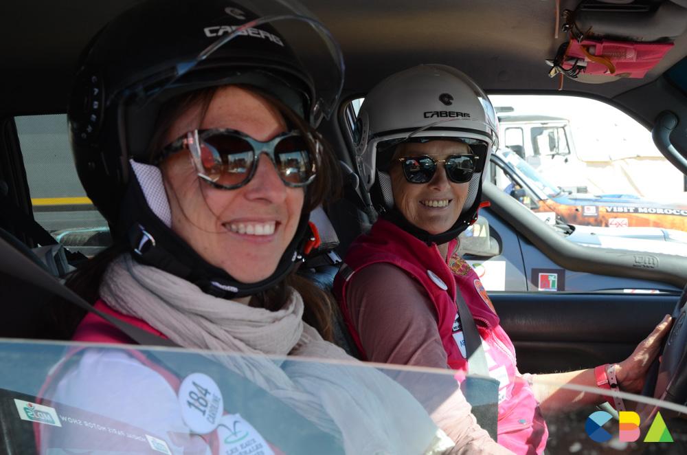 Photo Cécile et Caroline