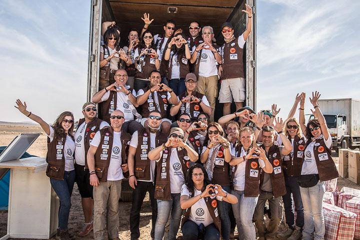 Logiciel pour la caravane médicale de l'association Coeur de Gazelles