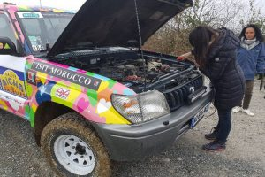 Véhicule CBA, Rallye Aïcha des Gazelles