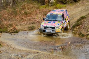 4x4 de la Team CBA, Rallye Aïcha des Gazelles